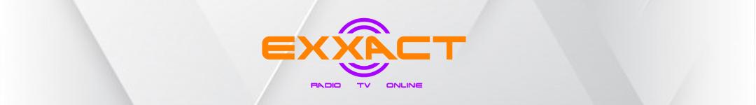 Exxact Barendrecht | Radio, TV, Online