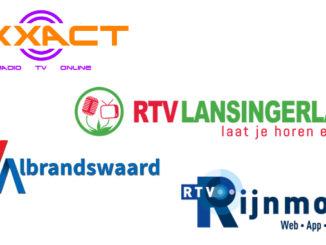 RTV Rijnmond en drie lokale omroepen komen met een nieuw radioprogramma: Zaterdagmiddag Live!