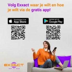 Download de Exxact App